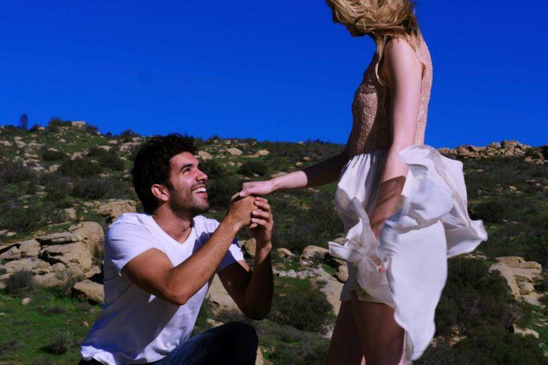 Verlobung Engagement Shooting